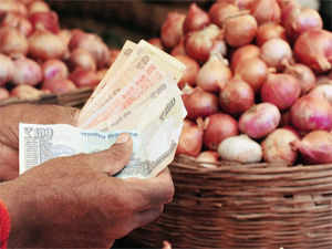 Onion prices have crashed by 25-30% from the peak of Rs 60 per kg last week after the Maharashtra government threatened onion traders with raids.