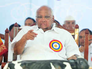Sharad Pawar did not agree that BJP projecting Modi as its PM candidate would hinder the party's post-poll quest for numbers.