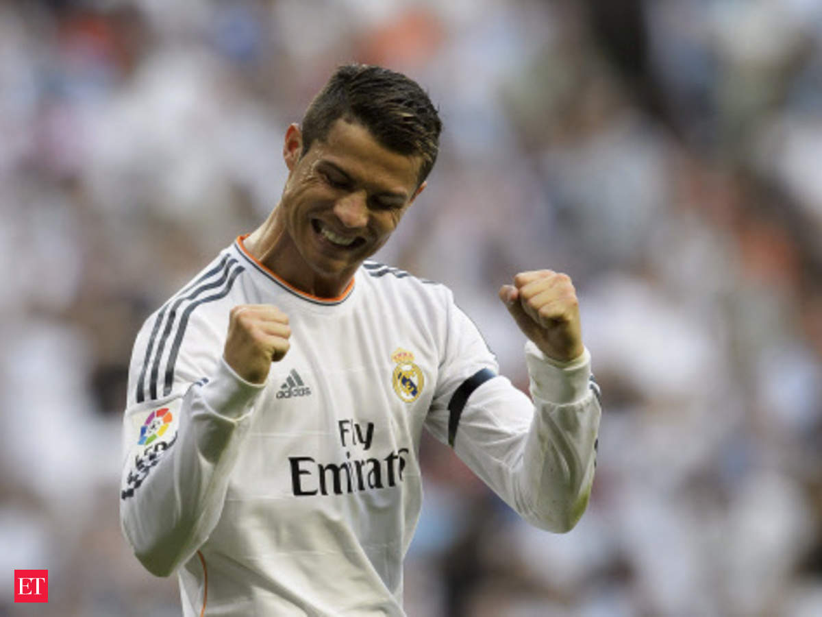 sports shoes deba8 35af5 Christiano Ronaldo's CR7 to foray into India's innerwear ...