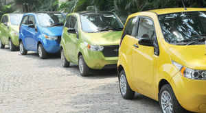 Reva ties up with Carzonrent to offer electric car on rent
