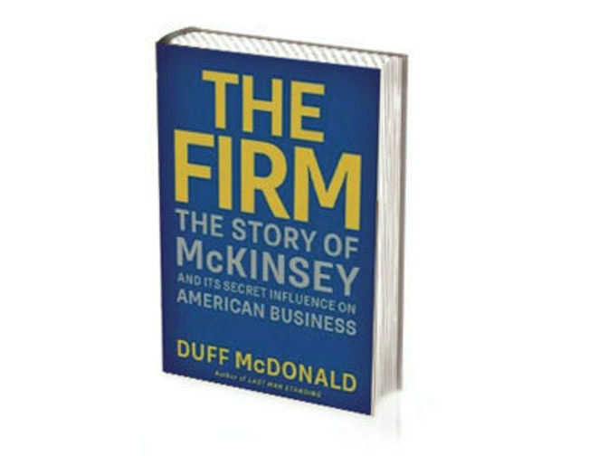 a review of the book the firm or the chamber Trending book reviews instead stressing the similarities between the innocent man and grisham's fiction from the 1991 blockbuster the firm to 2005's the.