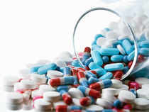 Sun Pharma's scrip ended the day at Rs 583.50, up 2.62 pc on the BSE. In intra-day trade, the scrip jumped 3.2 pc to Rs 586.80 -- its 52-week high.
