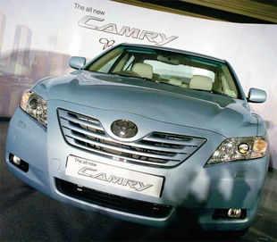 Toyota Camry's run as No 1 US sedan may end