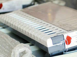 "EC on Friday said it would straight away implement the SC judgment directing it to provide a ""None of the Above"" button on electronic voting machines (EVMs)"