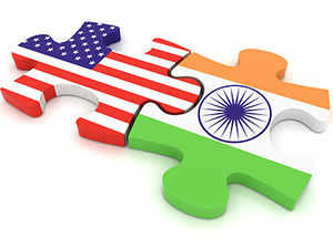 According to the joint declaration on defence co-operation, the US and India share common security interests and place each other at the same level as their closest partners.