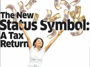 Will the status conscious Indian upper middle class consider paying tax as a status symbol ever?