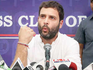 Now, to the matter of undermining the Prime Minister's authority. Why would Sonia and Rahul wish to embarrass him? He is after all their creation, he is no threat to them. (PTI)