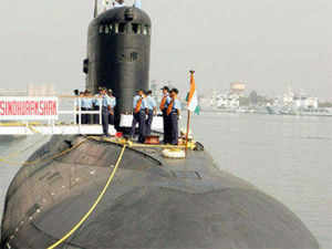 Sources said the fire incident took place on board the INS Virat near the officers' mess section of the warship, sources said.