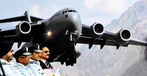 IAF looking to induct seven more C-17 aircraft: NAK Browne