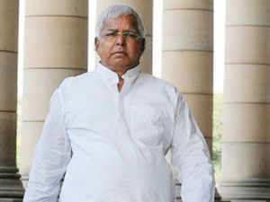 Signalling an unwillingness to burn its bridges with RJD, Congress today steered clear of comment on the five-year jail term handed out to Lalu Prasad Yadav in a fodder scam case. (AFP)