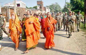Ayodhya, religious places in UP put on high alert