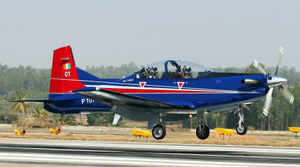 IAF rejects 'extravagant' HAL basic trainer aircraft project