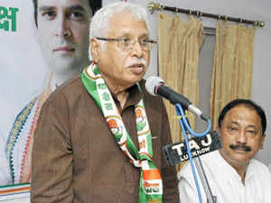 """""""It is Modi's guilt feelings which are propelling him to launch a tirade against the CBI,"""" Congress general secretary Madhusudan Mistry said. (BCCL)"""