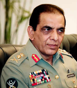Pakistan's powerful Army chief Gen Ashfaq Parvez Kayani today declared that he was not seeking any more extension and would retire as scheduled on November 29, laying to rest intense speculation about his future.