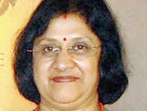 Arundhati Bhattacharya, 57, is the bank's 24th chairperson and has a two and a two-and-a-half-year term at the top.