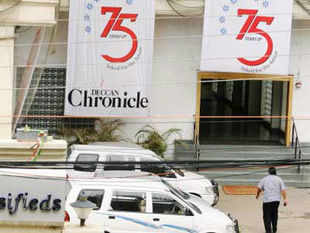 Deccan Chronicle, which published an eponymous newspaper from Hyderabad and owned a cricket club in the Indian Premier League, has become the second biggest defaulter in the latest credit crunch, after Kingfisher Airlines went down owing lenders more than Rs 7,000 crore.