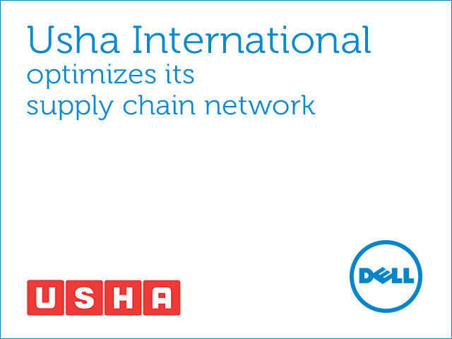 Dell solutions - Usha International Partners with Dell | The