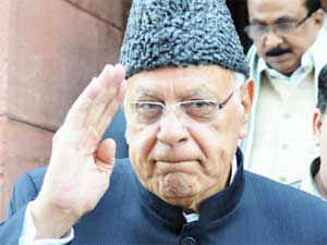 A former advisor of Union minister Farooq Abdullah whose name surfaced in the alleged scam in Jammu and Kashmir Cricket Association was among 15 people who joined Congress.