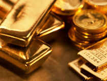 Gold prices surged by Rs 650 to Rs 31,200 per ten gram on heavy purchases by stockists and retailers for the marriage season.