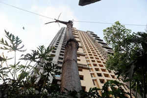 Regarding security concerns, the PAC found that these were ignored while constructing the 31-storey building in Colaba area.
