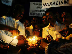 No political link to Bastar attack: Maoists