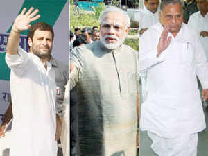 The SP is expected to lose heavily. This could put paid to Mulayam Singh Yadav's plans to pitch himself as the PM candidate of the Third Front.