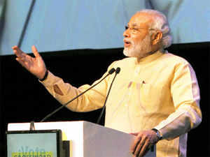 In his recent rallies, Modi has been seeking a vote for change from the way things are being handled by the Congress-led government at the Centre.