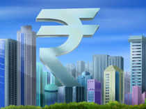 The rupee appreciated by 21 paise to 61.62 in early trade at the Interbank Foreign Exchange market today on selling of US currency by exporters.