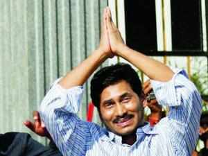 Jaganmohan Reddy today appeared before a special CBI court here in connection a disproportionate assets case against him.