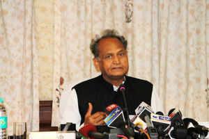 Opposition's allegations against Mathew unfortunate: Ashok Gehlot