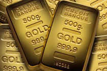 Gold climbed to hit more than five- week high at the bullion market on hectic demand from stockists and traders triggered by a surge in global market amidst festival and marriage season off-take.