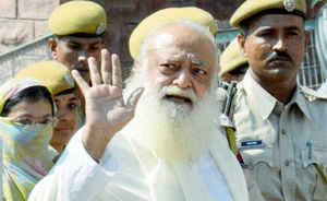 A local court in Gandhinagar granted anticipatory bail today to the wife and daughter of Asaram, against whom a case of sexual assault has been registered by two Surat-based sisters.