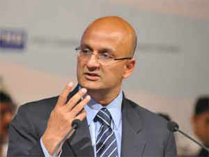 In a first-ever initiative by HBS anywhere in the world, about 110 CEOs in India, engaged with the institute's dean Nitin Nohria (in pic) in Boston over tele-presence to discuss issues related to leadership in the current business context and the role the HBS alumni in India could play in creating a more inclusive growth model.