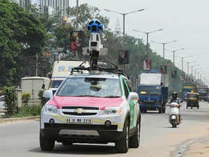 Even as Google struggles with Indian authorities to get permissions to take images of Indian city streets, Genesys has done all that Google had planned.