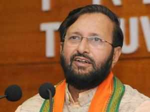"""""""This is an anti-farmer move of the government as it has increased the MSP by only Rs 50 when the cost of production has gone up by Rs 200 per year,"""" Javadekar said."""