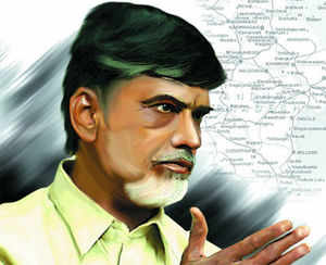 Congress is going ahead with division of Andhra Pradesh for political gains without trying to resolve the issue in an amicable manner, TDP President N Chandrababu Naidu alleged.