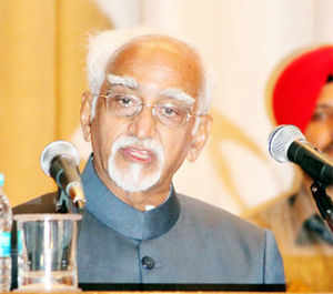 Hamid Ansari made a strong pitch for plugging the leakages in the service delivery systems of the government especially those aimed at the welfare of the poor and deprived sections of society.