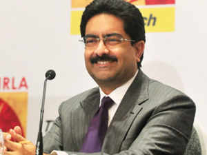 The bank licence application has been filed by Aditya Birla Nuvo. KM Birla stepped down from the RBI board in July to avoid any conflict of interest.