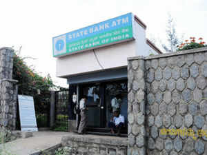 A bank executive said SBI will, by March 2014, set up 7,800 ATMs under its own brand, while 17,200 will be brown-label ATMs that will be managed by a third-party.