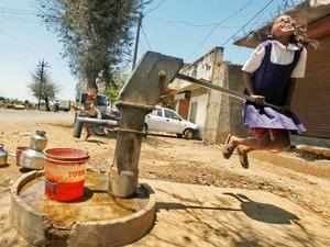 The pilot project will use specialized choppers to find clean, drinking water. The mapping began recently in Dausa near Jaipur and will cover 5 more areas.