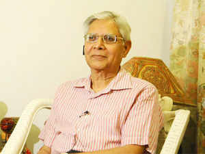Parakh had joined three pvt firms after retirement raising questions over his role in one of the companies that's now under the scanner after getting a block.