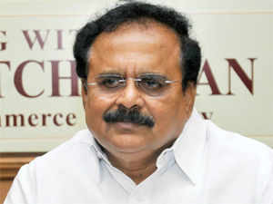 Minister of state for Commerce E M Sudarasana Natchiappan has suggested setting up a SEZ for fireworks in view of the huge potential for exports