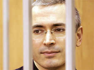 Mikhail Khodorkovsky: Once Russia's wealthiest businessman and now languishing in a Siberian prison