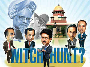 CBI's pursuit of industrialists from the top drawer, succeeds in making a mockery of India Inc's apparent progress in the anti-corruption crusade