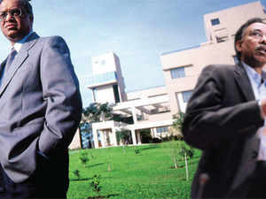 As the iconic co-founder begins work on turning the tide for Infosys, it's unclear how CEO Shibulal will be a part of that transformation