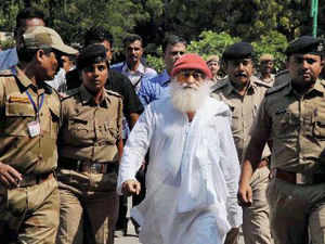 Asaram Bapu's wife and daughter were today questioned by police here in connection with the sexual assault case filed against him by a Surat-based woman.