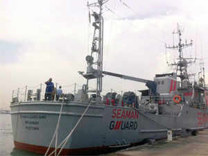 FIR was registered against the 35 crew under the Arms Act for carrying arms without authorisation and ECAfor buying 1,500 litres of diesel illegally.