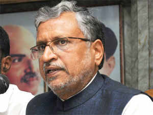 Sushil Kumar Modi today assailed the Nitish Kumar government for delaying assessment of damage of crops due to drought situation
