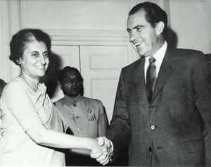 """Former US President Richard Nixon was baffled and annoyed by Americans' sympathies for India, which he described as a """"physiological disorder"""", says a new book based on declassified documents."""
