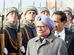 Singh in his acceptance speech pointed out that relations between India and Russia were built on abiding links of commerce and culture, which go back many centuries.